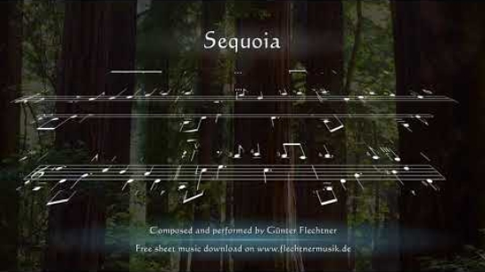 Sequoia - Sheet Music